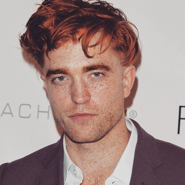Celebrities Get Epic Makeovers With Red Hair And Freckles Red Hair Men Red Hair Hair