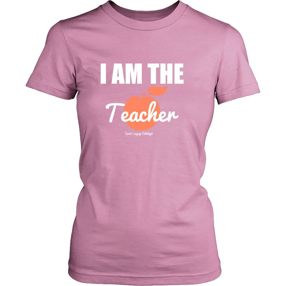 """The Peach Teacher """"SLP"""""""
