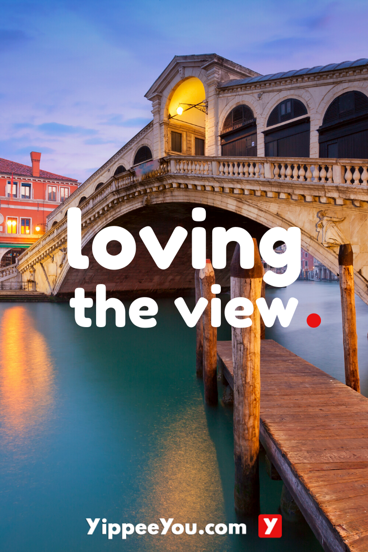 Stop daydreaming and get packing your bags for some awesome fun stuff with a city break to Venice. Get your trip FREE of charge as well by playing the fabulous prize competitions at YippeeYou.com #trip #citybreak #citytrip #niceview #weekendbreaks