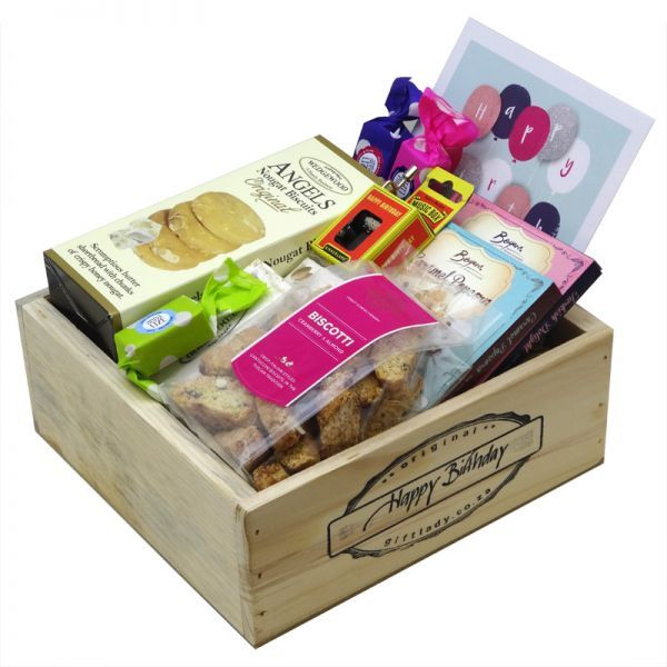 Happy Birthday Hamper Available Online From GiftLadycoza To