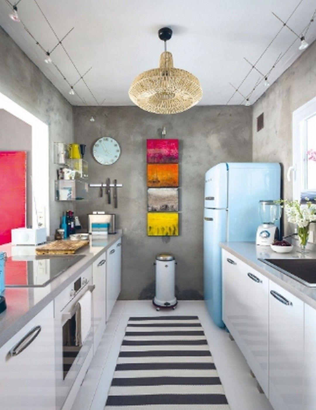 7 Outstanding Galley Kitchen Design Ideas in 2020 | Small galley kitchens, Galley kitchens ...