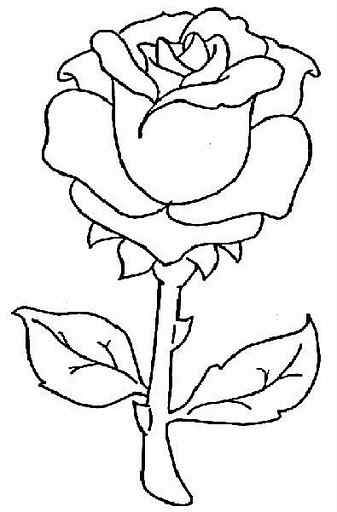 Crafts Actvities And Worksheets For Preschool Toddler And Kindergarten Painting Patterns Flower Drawing Roses Drawing