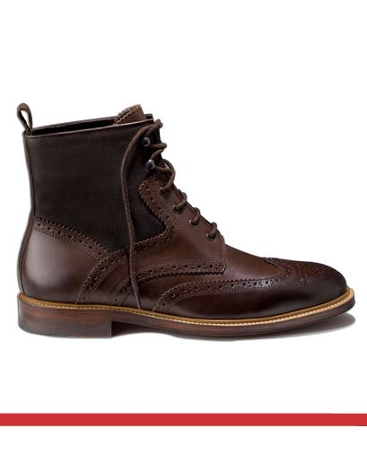 Massimo Dutti Wingtip Boots
