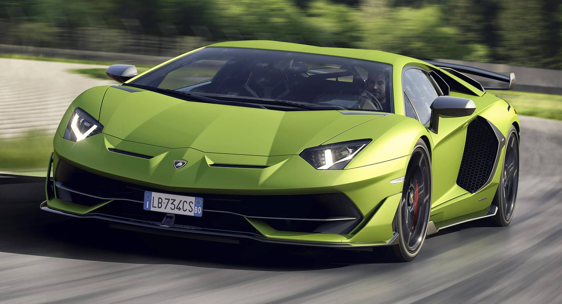 Recall Getting Trapped Inside A Lambo Aventador SVJ Is