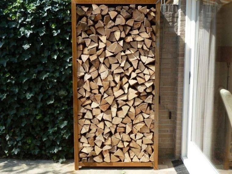 Abri Pour Bois De Chauffage à L Extérieur Nos Idées Pour