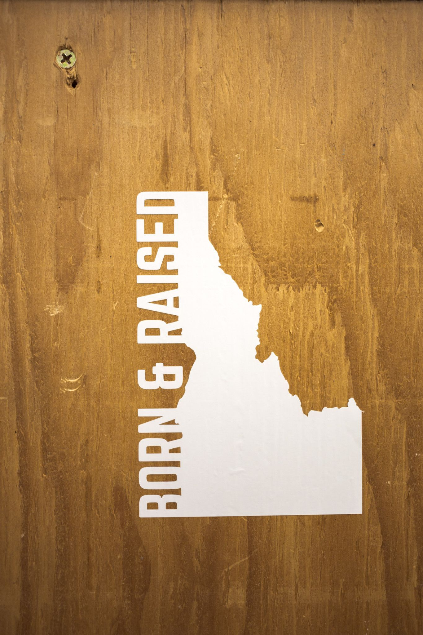 Born And Raised Idaho Decal Transfer Tape Cricut And Silhouette - Transfer tape for vinyl decals