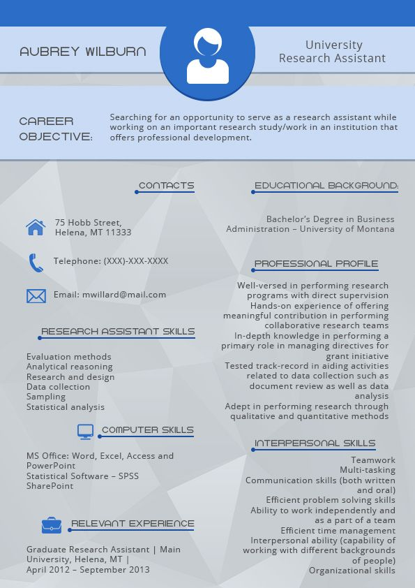 The best resume format always have acquired first place for an ...