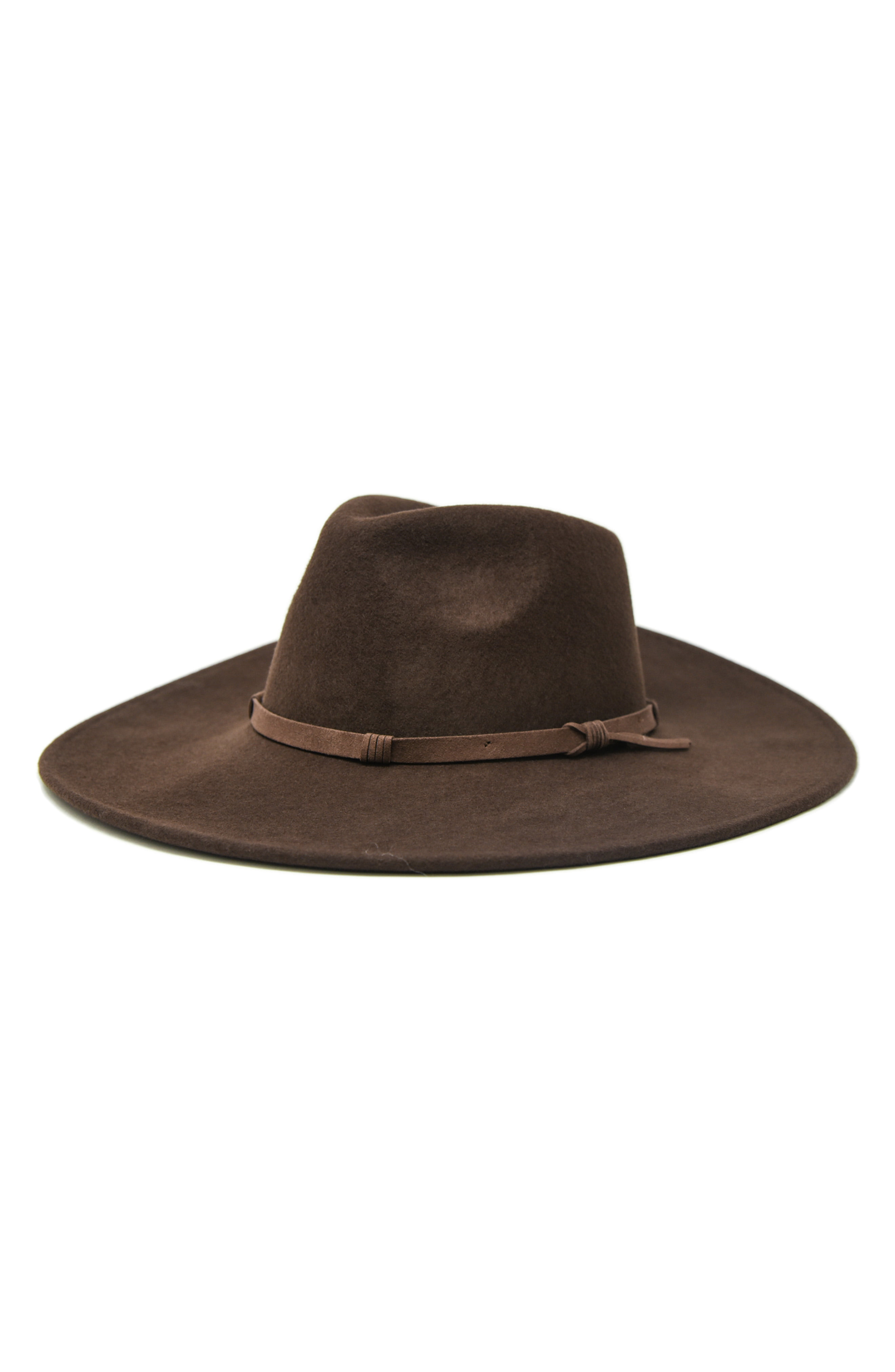 d596ef302 Women's Noake Erin Wide Brim Wool Rancher Hat - Brown | Products in ...