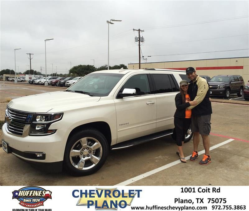 Congratulations Lindsay On Your #Chevrolet #Tahoe From