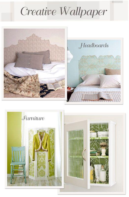 papier à l\u0027intérieur des meubles Idées pour la maison Pinterest