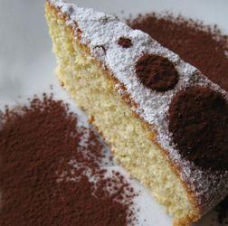 Torta margherita #cake #italianfood