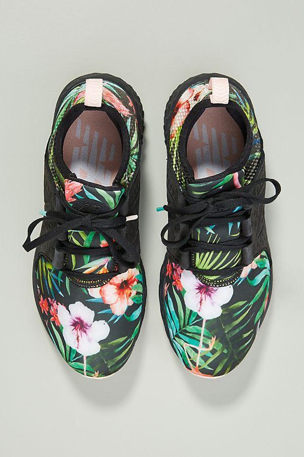 Floral Cruz Sneakers | Sneakers