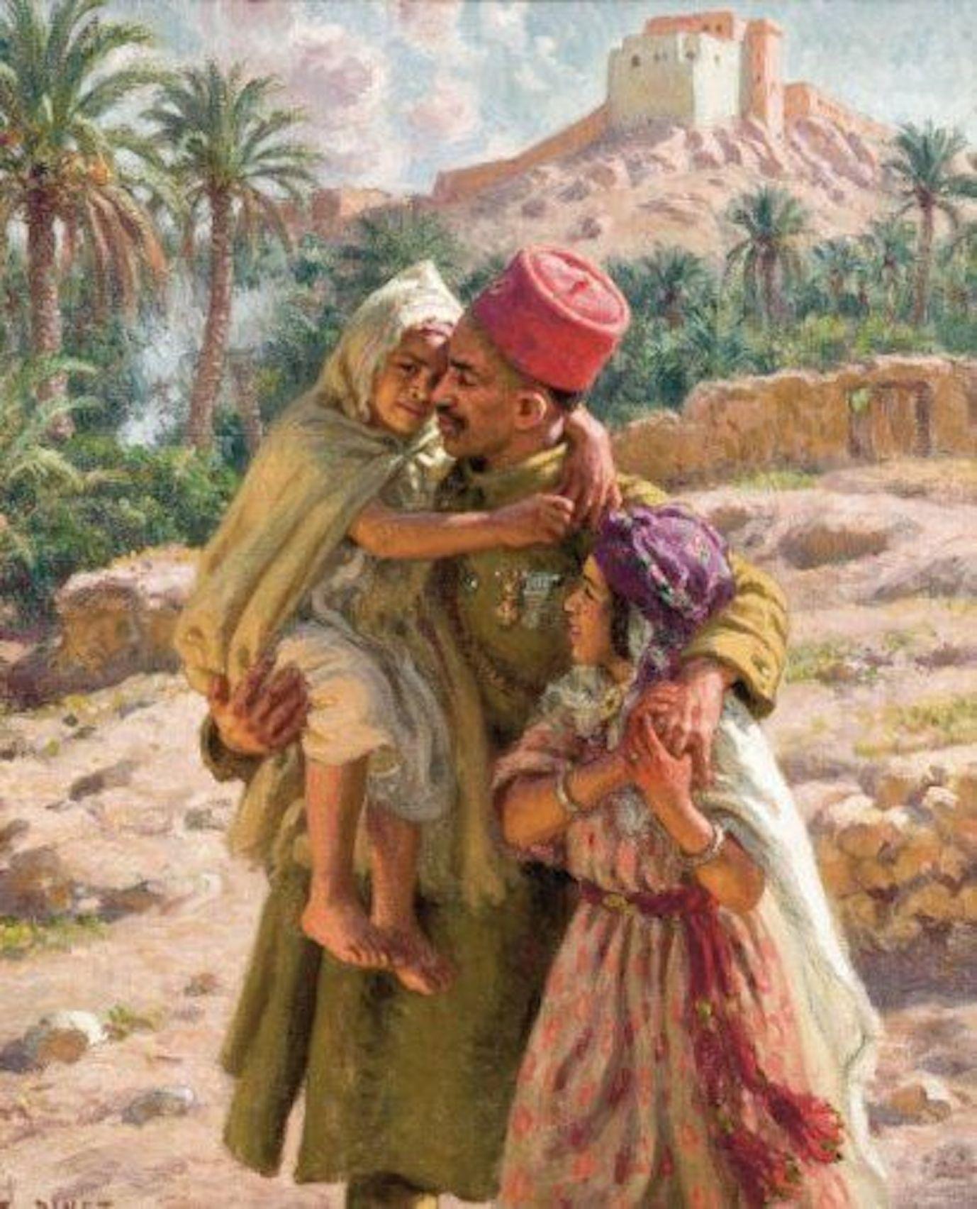 Картинки по запросу Nasreddine Dinet