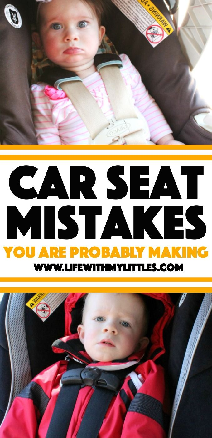 Car Seat Mistakes You Are Probably Making in 2020 Car