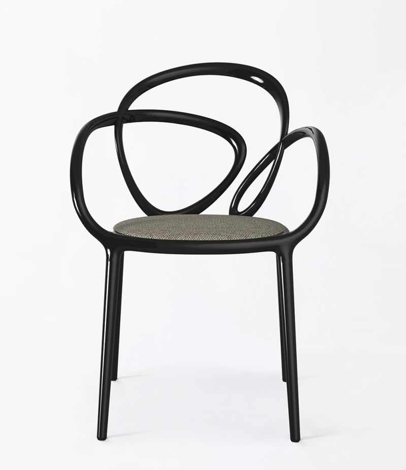 loop chair by front la maison d 39 anna g m bel und stuhl. Black Bedroom Furniture Sets. Home Design Ideas