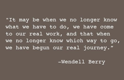 Image result for wendell berry quotes