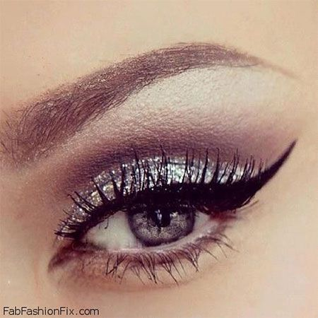 15 Perfect Eye liner Styles Trends Ideas For Girls 2014 13 15 + Perfect Eye liner Styles, Trends & Ideas For Girls 2014