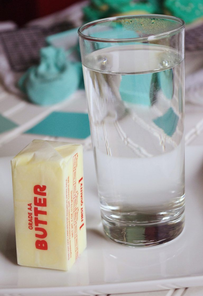 How to get softened room temperature not melted butter