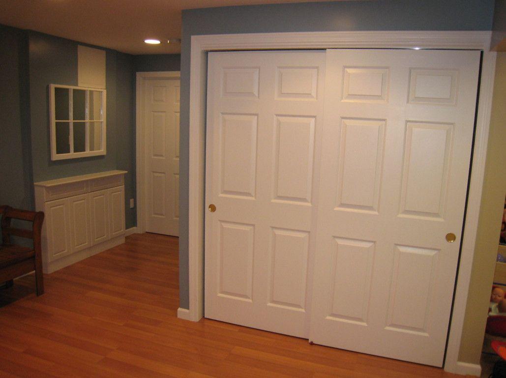 double rail sliding closet doors | Sliding closet doors ...