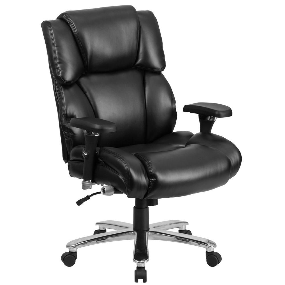 Flash Furniture Black Leather Office Desk Chair Go2149lea Best