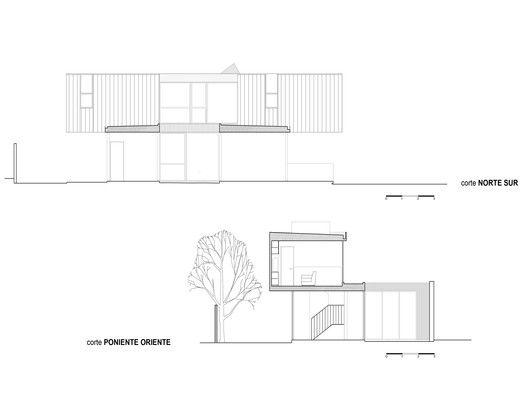Galería de Casa Vitacura / Riesco+Rivera arquitectos - 18 Arch - logiciel de plan de maison