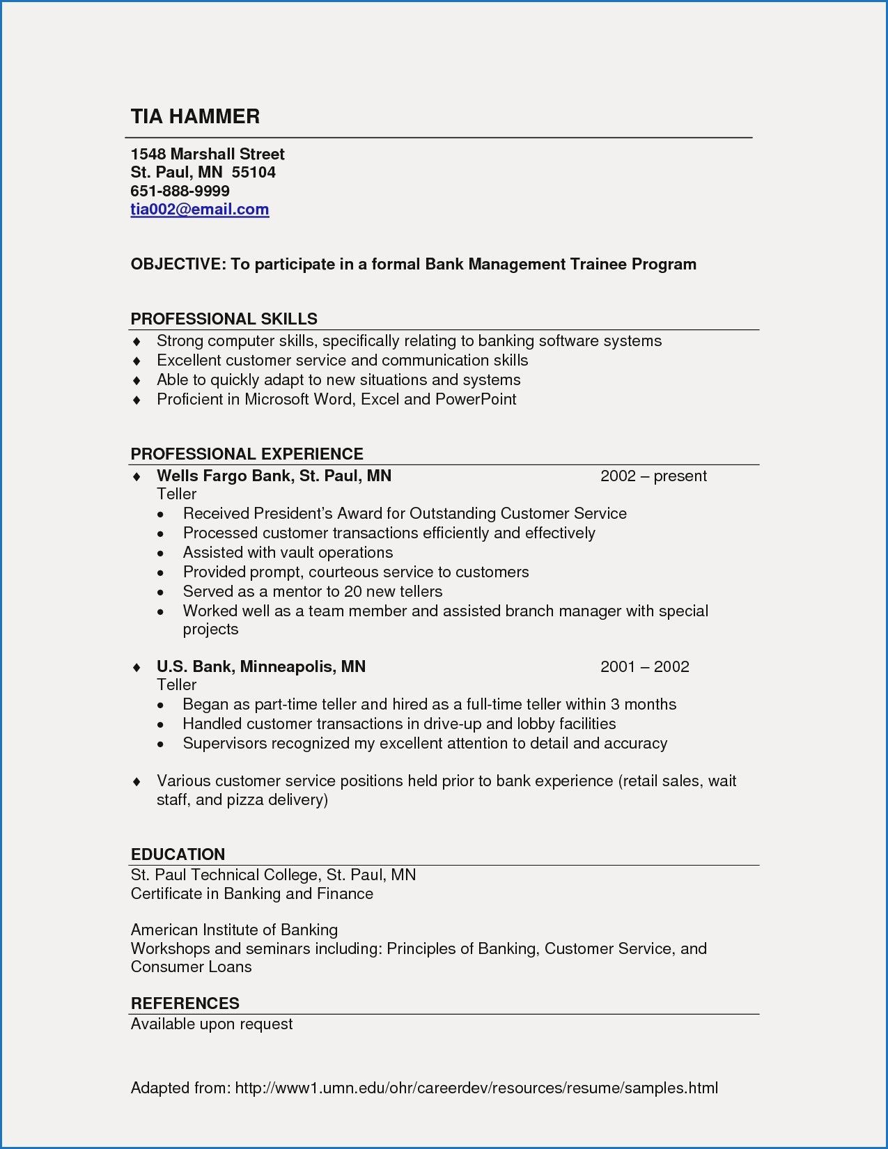 9 Functional Resume Examples for Customer Service Job