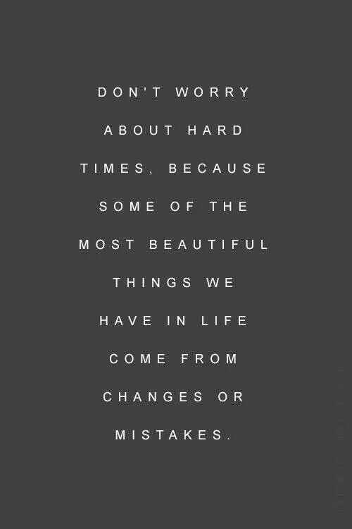 Hard times | Words quotes, Life quotes, Words