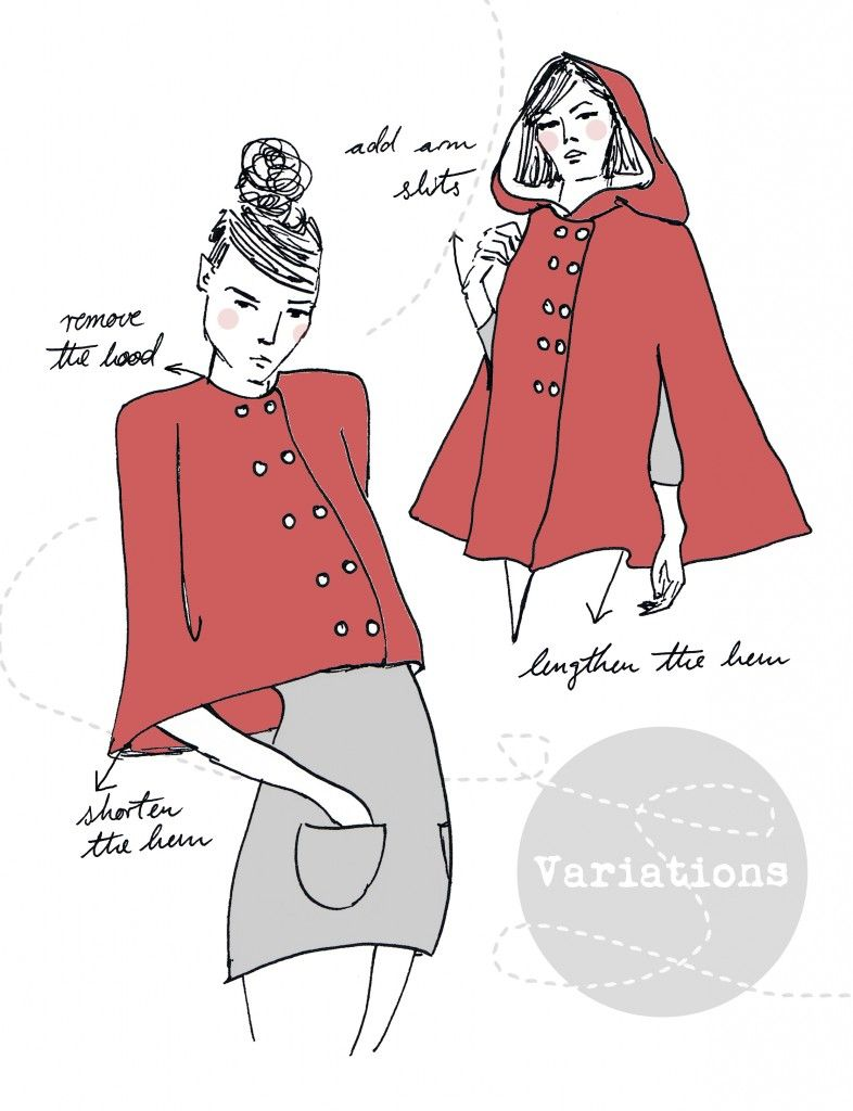 The fairy tale cape pattern download for free or pay what you the fairy tale cape pattern download for free or pay what you like my cape sewing patternhooded jeuxipadfo Choice Image