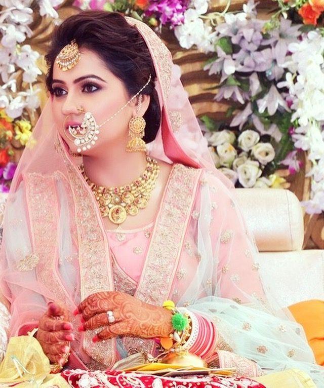 wedding | Pakistani bride | Pinterest | India, Traje y Joya