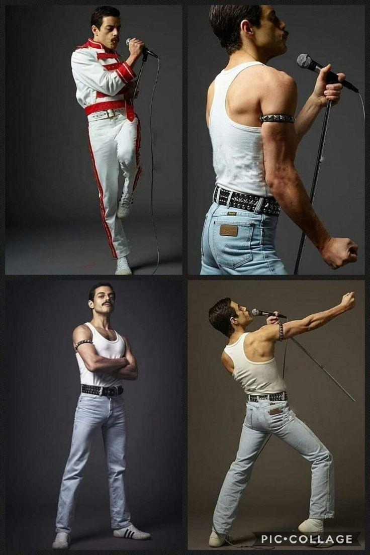 Rami Malek als Freddie Mercury - #als #freddie #malek #mercury #Rami - #freddiemercury