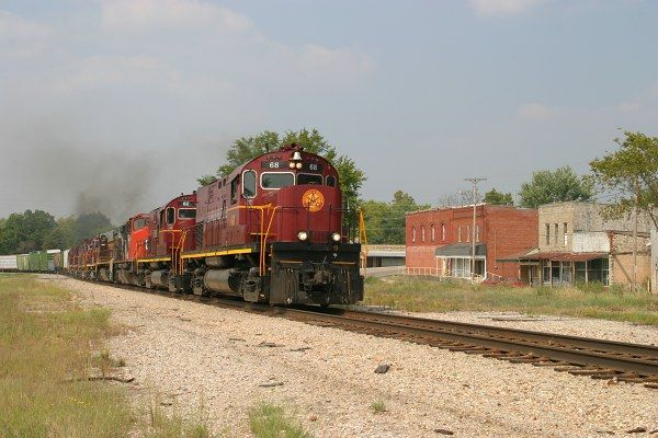 pictures of seligman mo | ... & Missouri and Other Shortlines - (Arkansas & Missouri Revisited