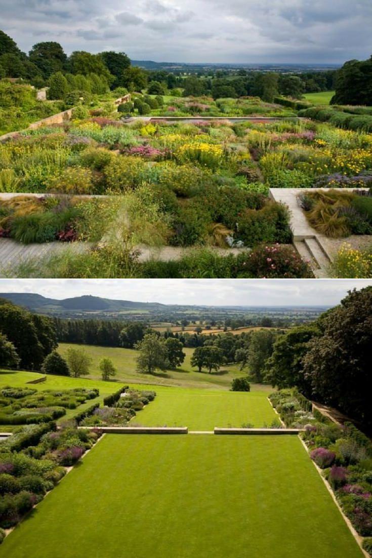 Yorkshire Garden Botanical Landscape in 2020 | Landscape ...