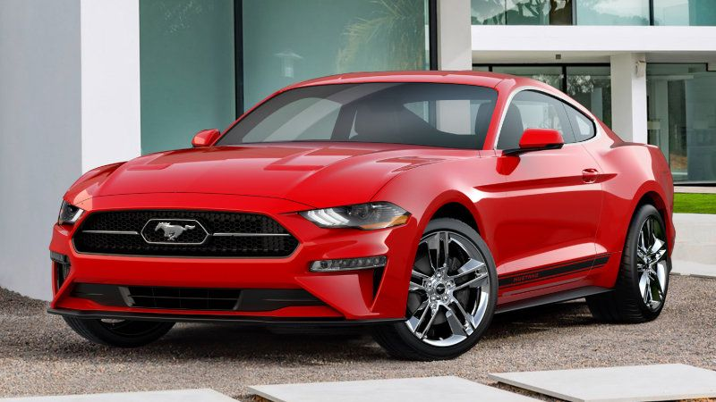 2018 Ford Mustang EPA ratings improve — except for EcoBoost with ... ffee041329ae