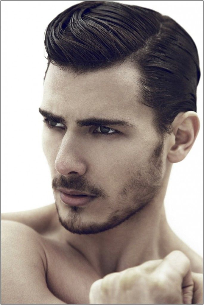 1920s Men Hairstyles Easy Hairstyles Pinterest Men Hairstyles