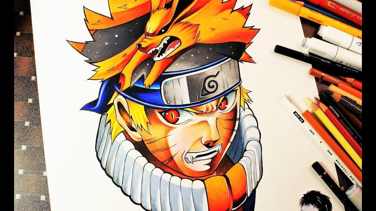 Drawing Naruto Uzumaki Naruto Drawings Drawings Art
