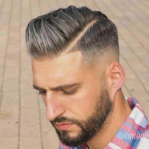 Pin En Low Fade Haircut