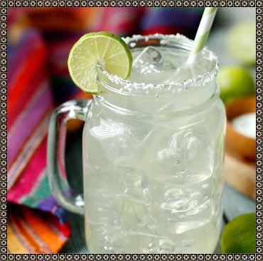 MOONSHINE MARGARITA  2 parts Ole Smoky® Original Moonshine 1 part lime juice 1 part simple syrup 1 part triple sec, fresh lime juice  Combine salt and sugar with zest of lime for rim of glass