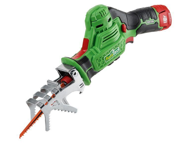 FLORABEST AkkuAstsäge FAAS 12 B2 Lidl.de power tools