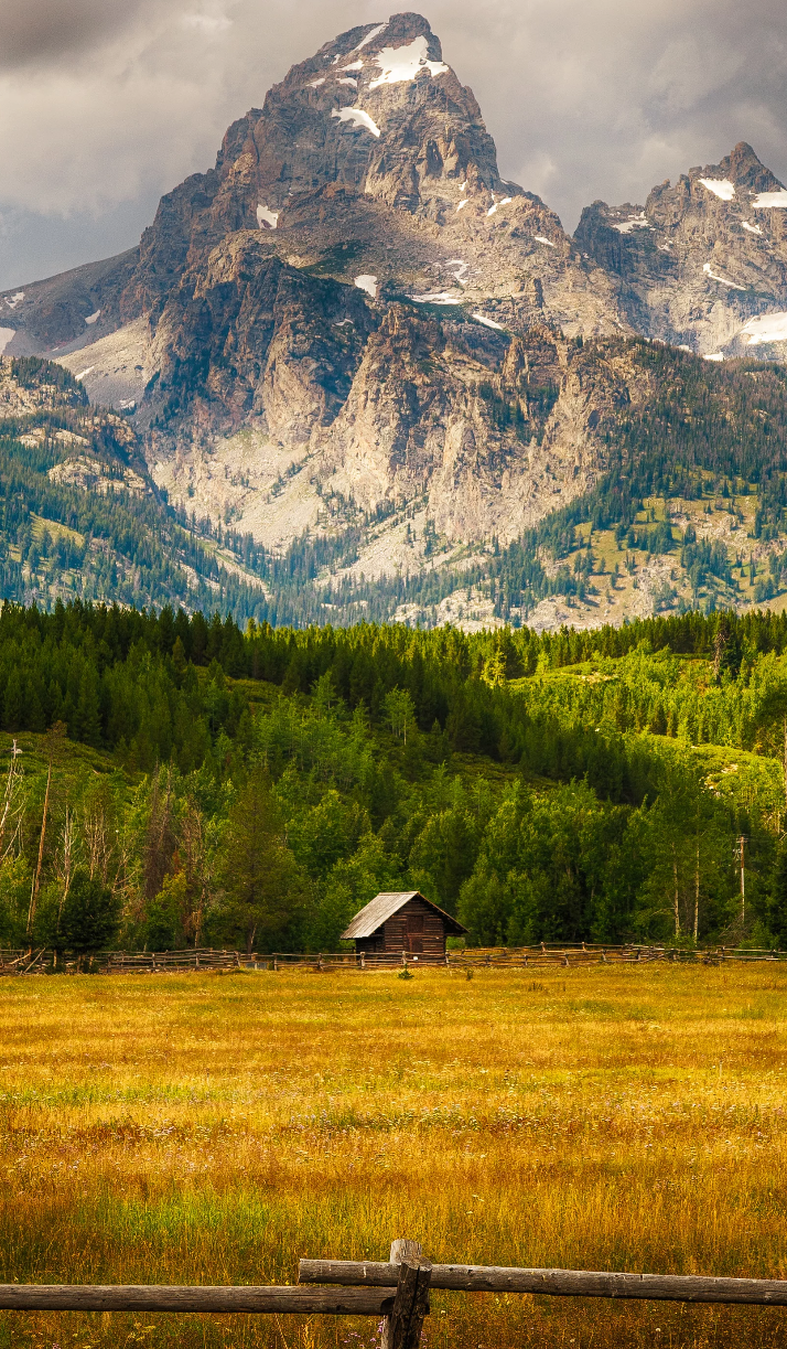 Grand Teton National Park Wyoming By Teja Pamganamamula Scenic Photography National Parks Grand Tetons