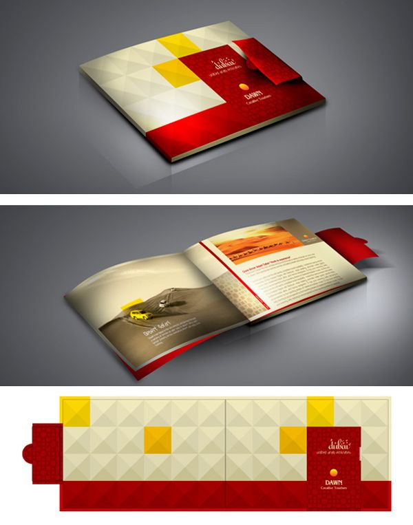 50 Creative Corporate Brochure Design ideas for your Inspiration – Brochure Design Idea Example