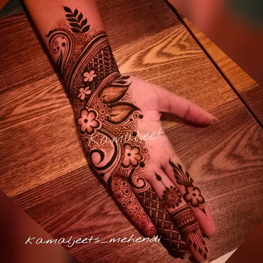 Full Design Of Previous Video Hennadesign Indianbride Bodyart