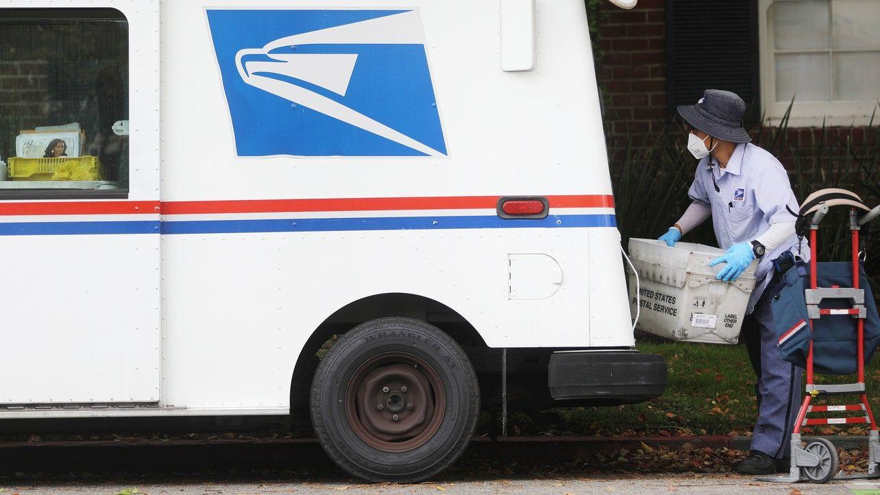 Trump vs. the United States Postal Service in 2020