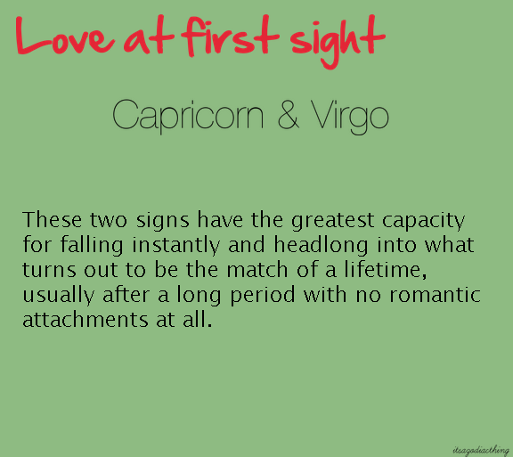 Is virgo and capricorn compatible