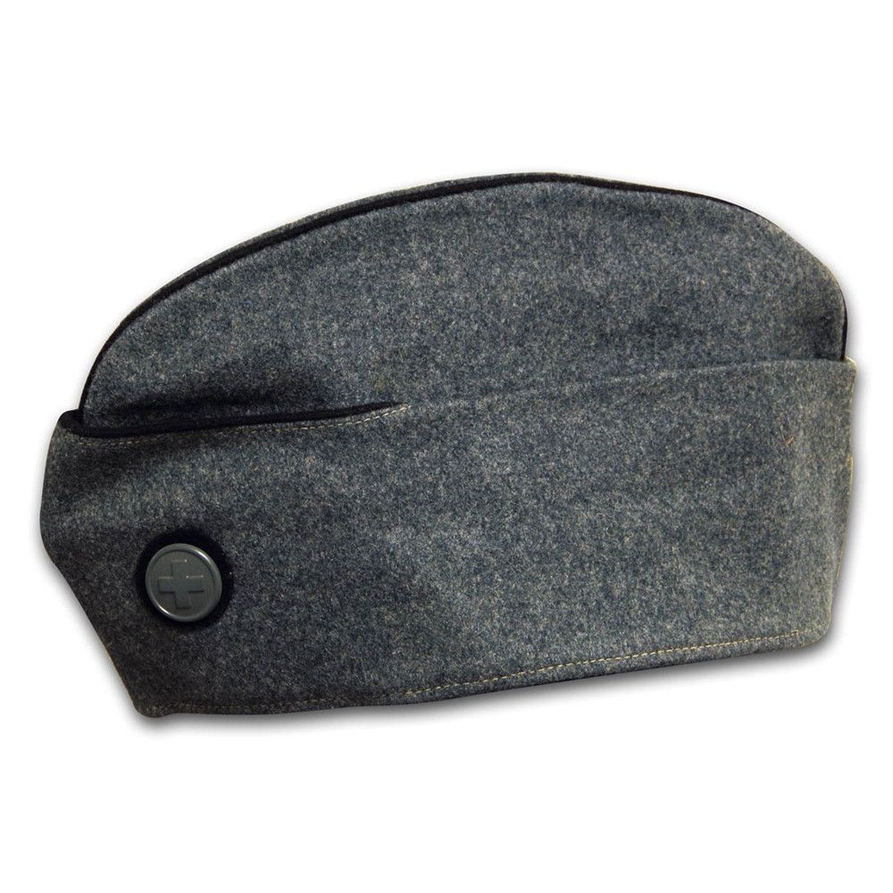 4610ddb88a6 These Swiss Garrison Wool Caps are genuine surplus in like new condition.  Sometimes referred to