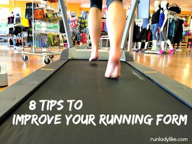 8 Running Form Tips to Improve Your Performance