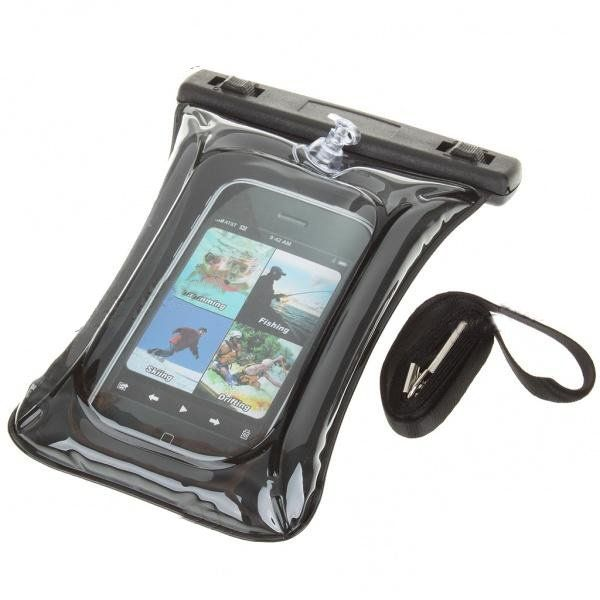 What an awesome waterproof iPhone case!