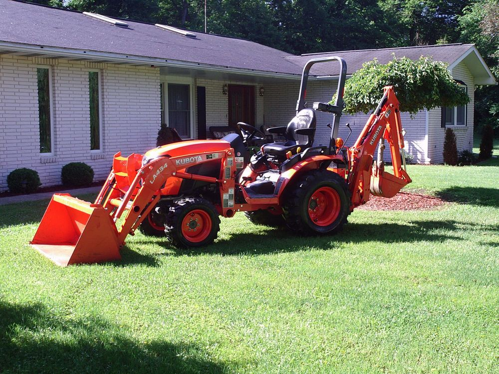 2016 Kubota B2601 Front Loader Backhoe 4x4 Diesel Very Nice Low 96 Hrs Johndeere Farmtractor Countrysuppies Tractor Farmequipment Tractor