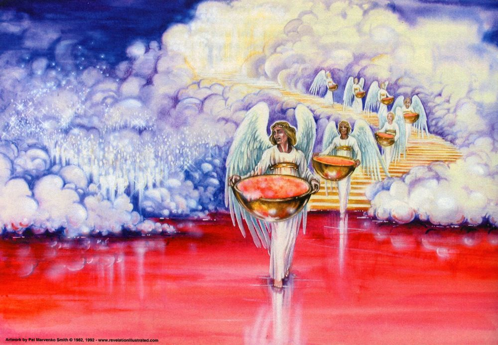 Տեր-Հիսուս Քրիստոսի երկրորդ գալստյան նշանները։ ՄԱՍ 2