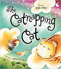 The Catnapping Cat - Day 7 Infant School Readathon