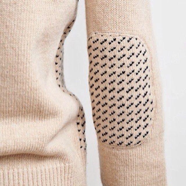 Elbow Ladies Sweater